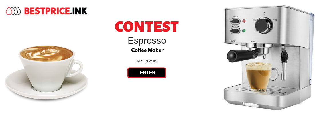 Contest Espresso - Best Price.ink