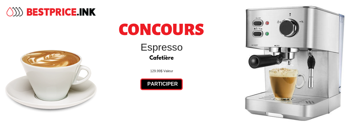 Concours Expresso - Best Price.ink