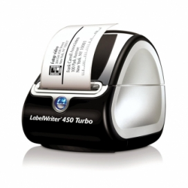 DYMO® - Étiqueteuse LabelWriter 450 TURBO (1756693)
