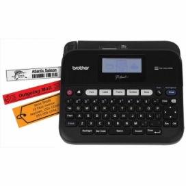 Brother® P-touch® PT-D450 Versatile, PC-Connectable Label Maker