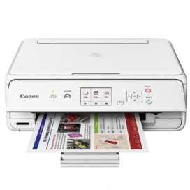 Canon PIXMA TS5020 Wireless Inkjet All in One Printer - White