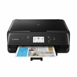 Canon PIXMA TS6120 All-In-One Color Inkjet Printer - Black