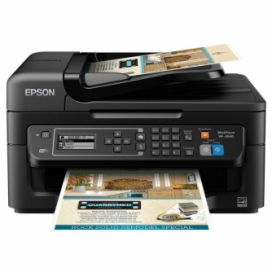 Epson WorkForce WF-2630 All-in-One Color Inkjet Printer (C11CE36201)