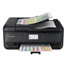 Canon PIXMA TR7520 Wireless Home Office All-in-One Inkjet Printer