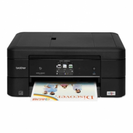Brother MFC-J885DW Wireless All-In-One Color Inkjet Printer